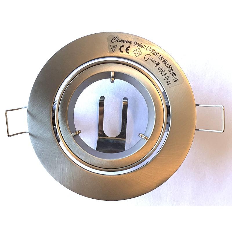 CT-3102 Rostfritt ring